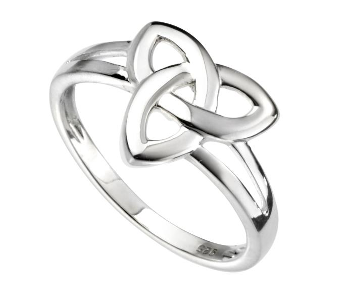 Celtic Triangle Ring