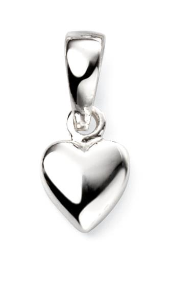 Childrens Heart Pendant