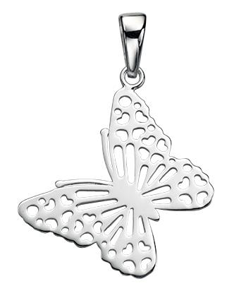 Cut Out Butterfly Pendant