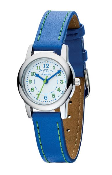 D For Diamond Blue Boys Watch