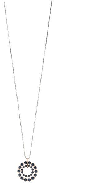 Diamond Cut Ball Chain 83Cm