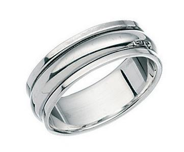 Rotating Band Ring