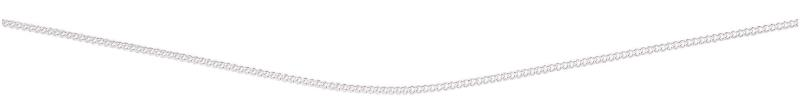 "Long Silver Curb Chain 81cm (31 3/4"")"