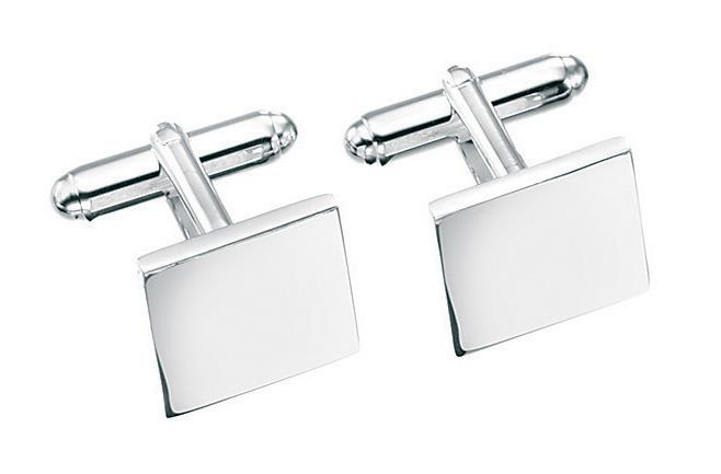 Solid Square Cufflinks