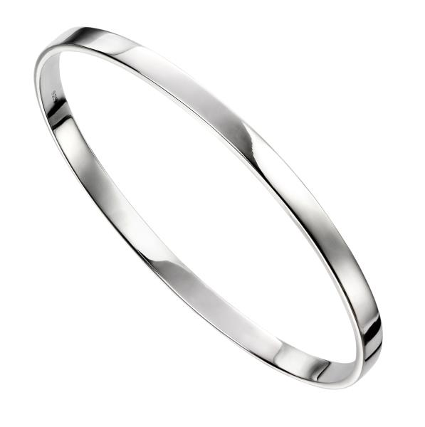 Plain Engravable Bangle