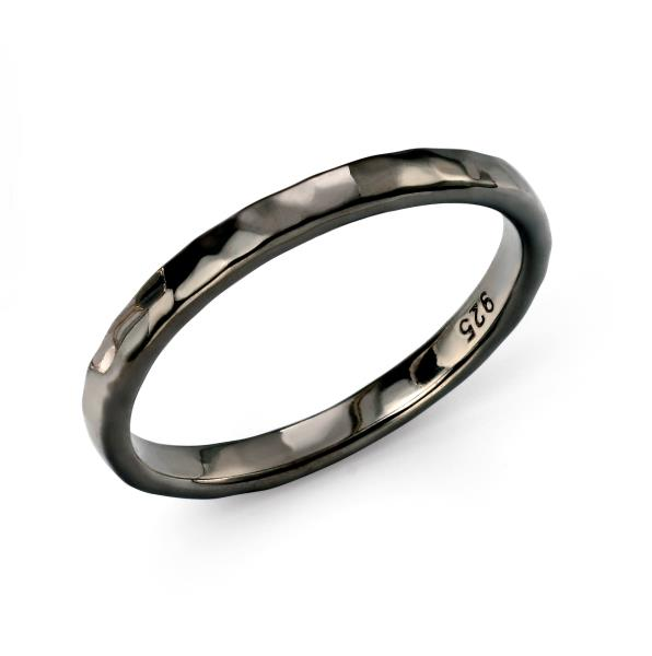 Ruthenium Stacking Ring