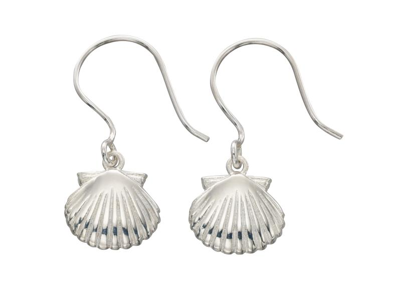 Shell Earrings 10Mm
