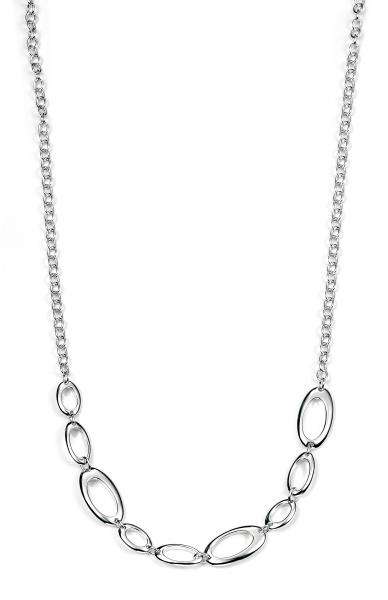 Open Oval Link 45Cm Necklace