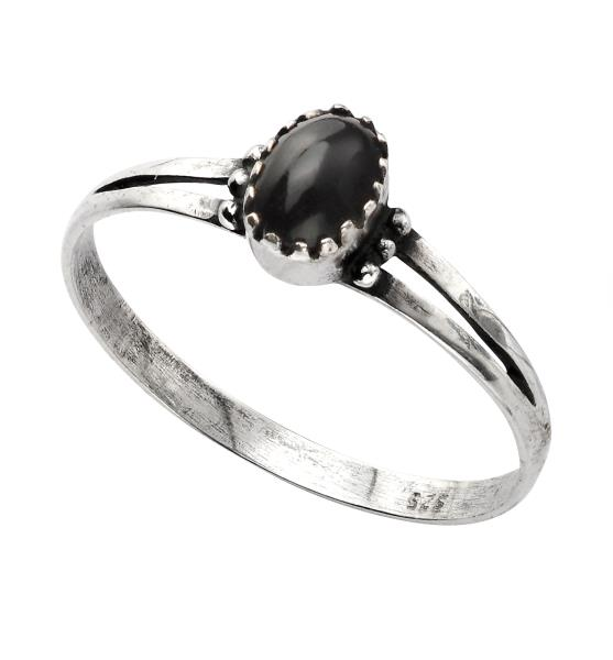 Small Onyx Ring