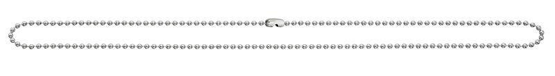 Stainless Steel Ball Chain 50Cm