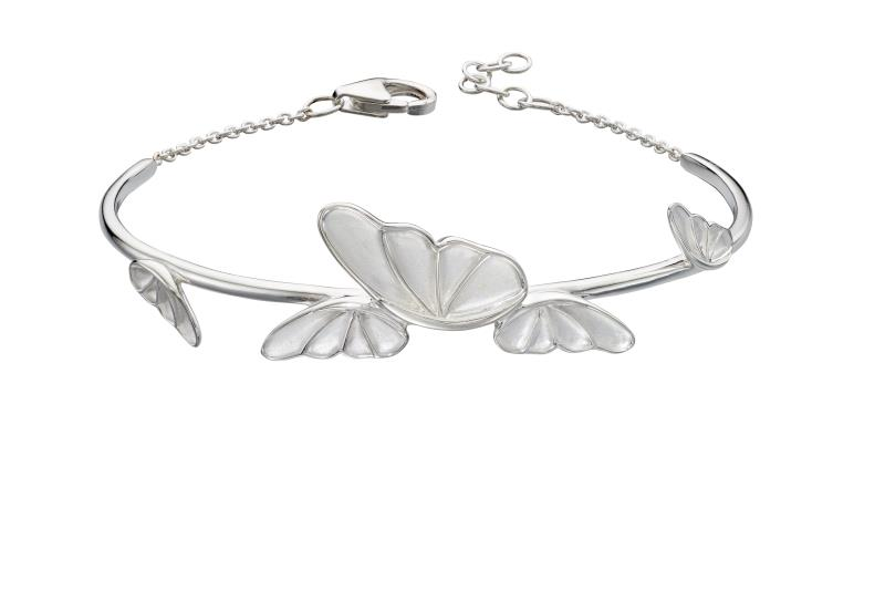 Statement Butterfly Bangle
