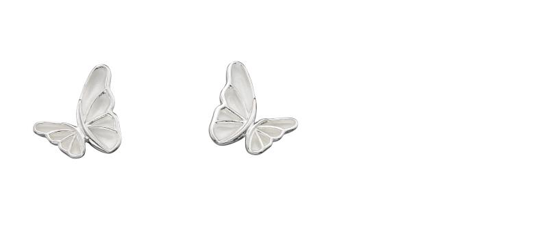 Statement Butterfly Studs