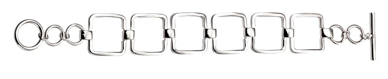 Square Links Bracelet
