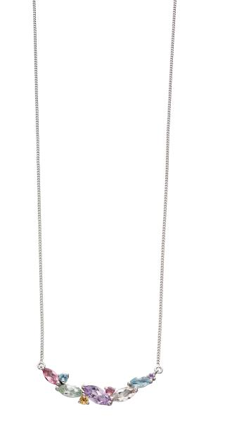 White Gold BT-Pastel Re-Colour Necklace
