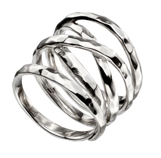 Wide Wrap Ring